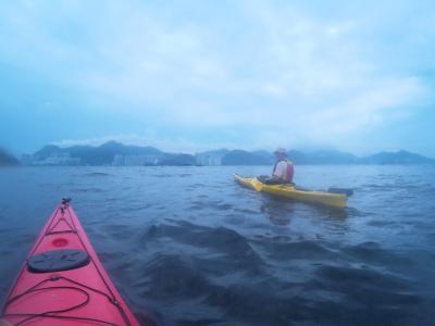 Lamma Island sea kayak tour