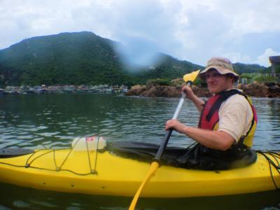Lamma Ilsand sea kayak tour