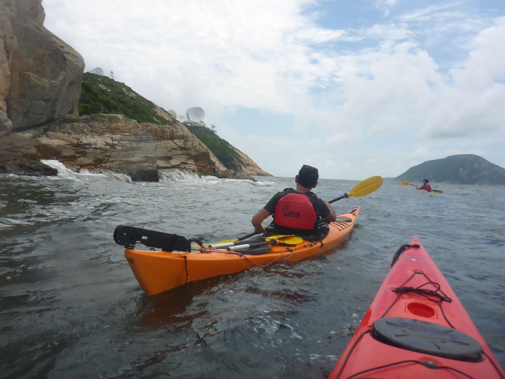 2017 Sea Kayak Hong Kong July 22 Tai Tam_13