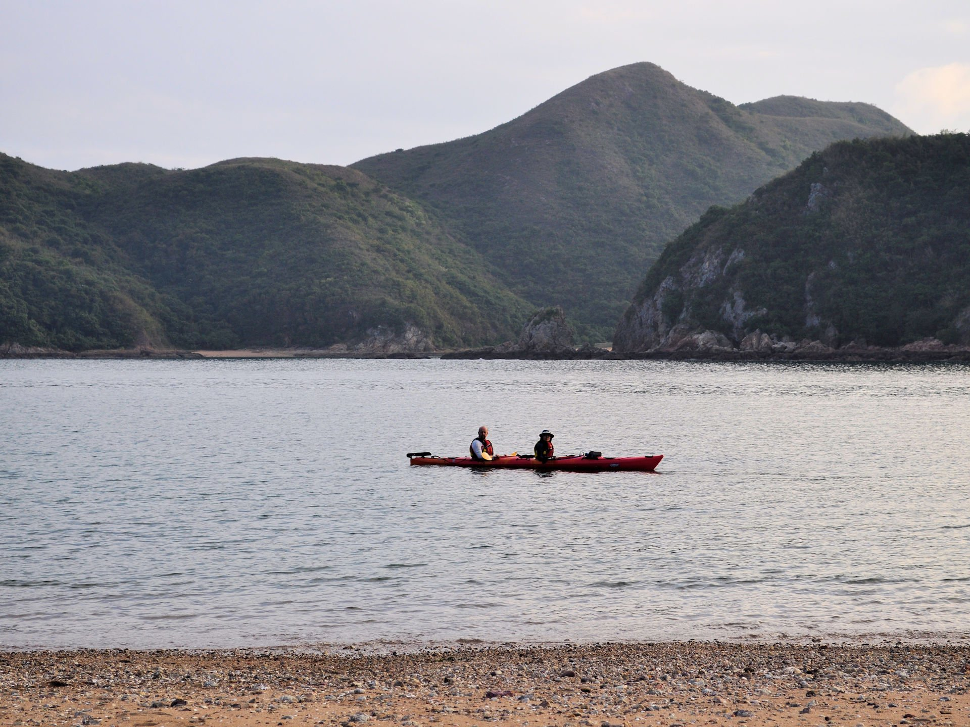 2017 Sea Kayak Hong Kong Double Haven_02