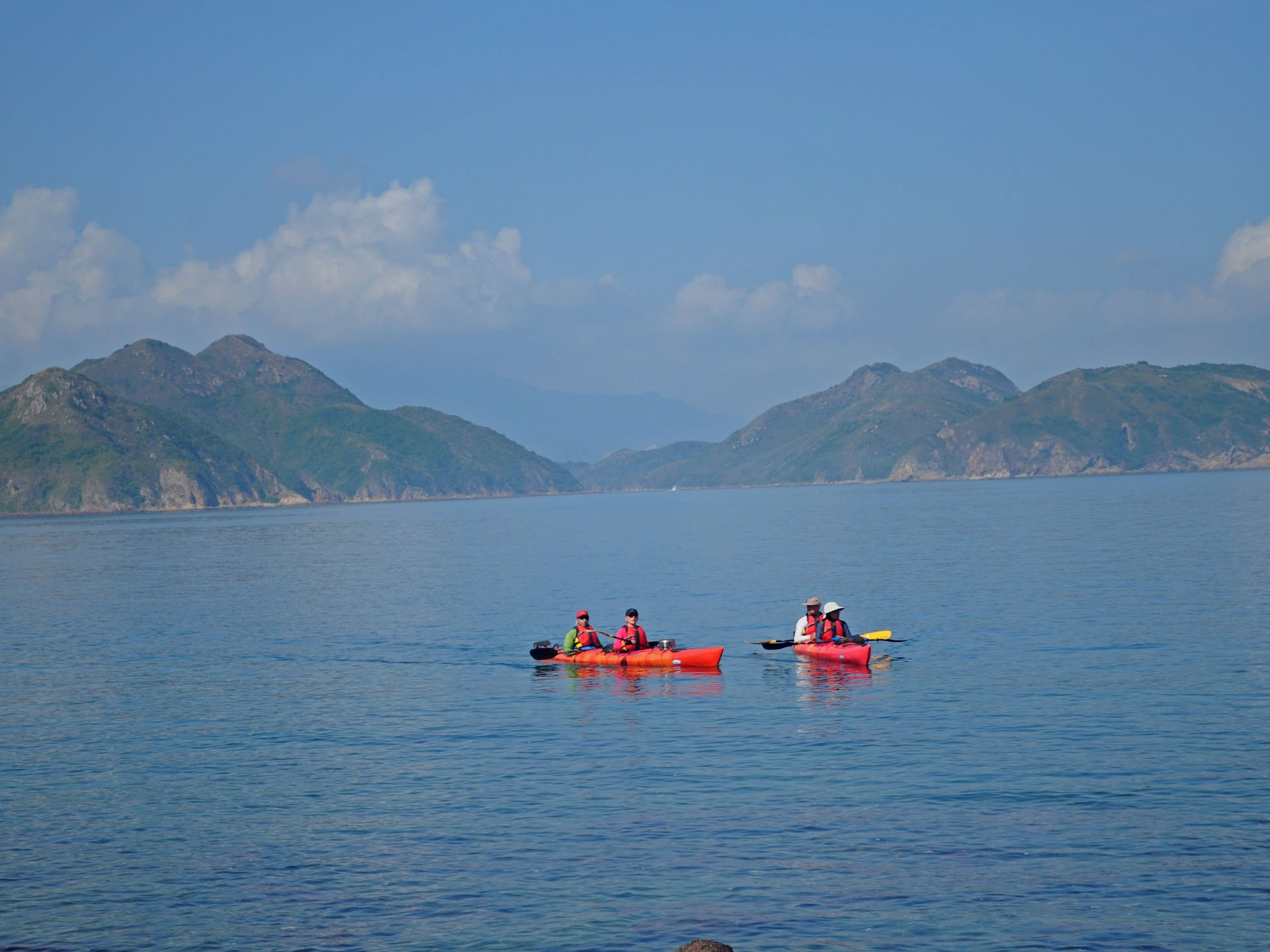 2017 Sea Kayak Hong Kong Double Haven_07