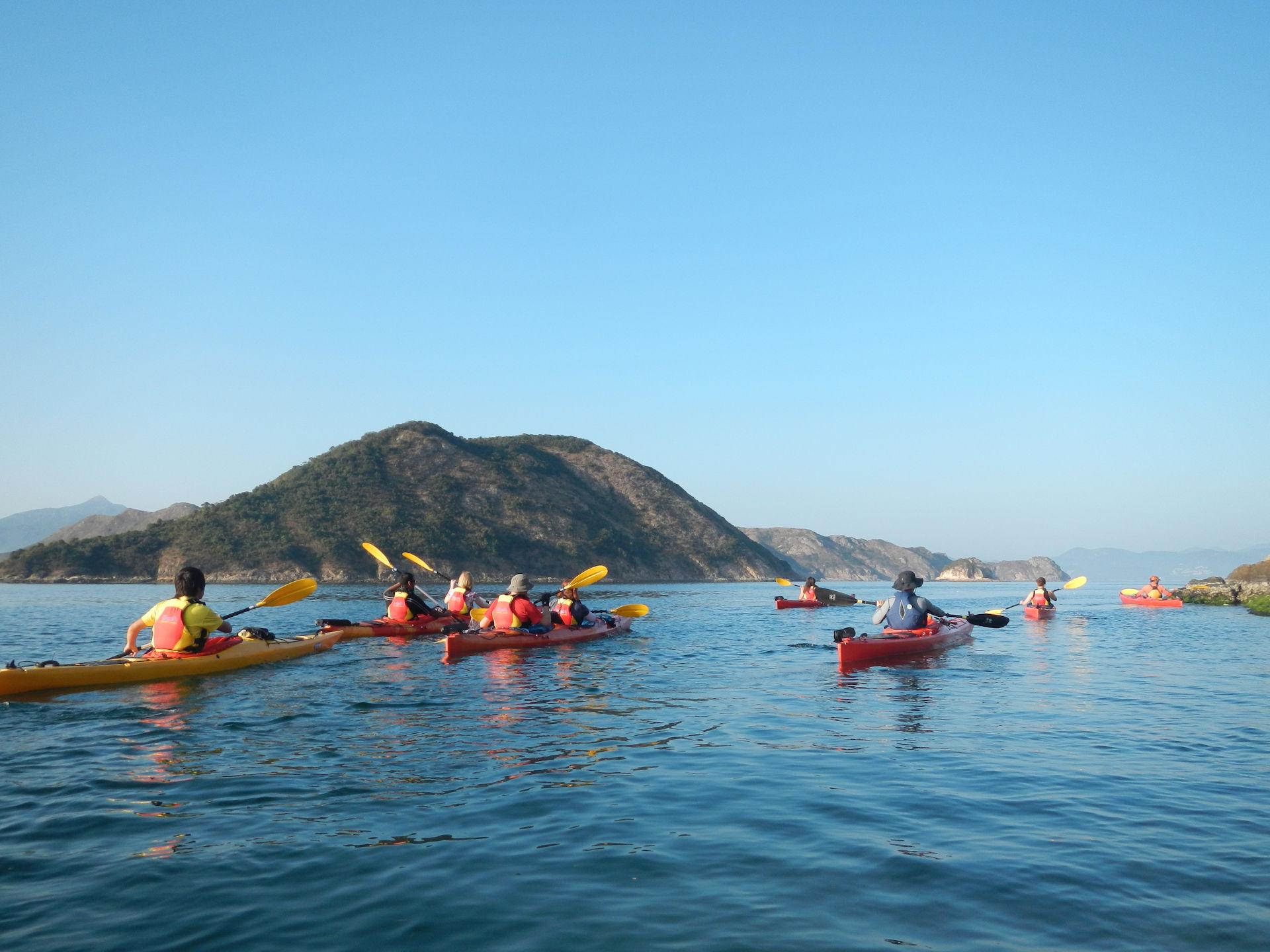 2017 Sea Kayak Hong Kong Double Haven_23