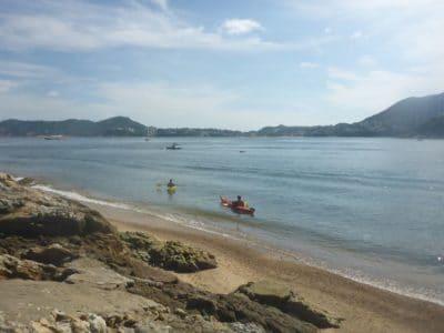 Sea Kayak Hong Kong Tai Tam Wan