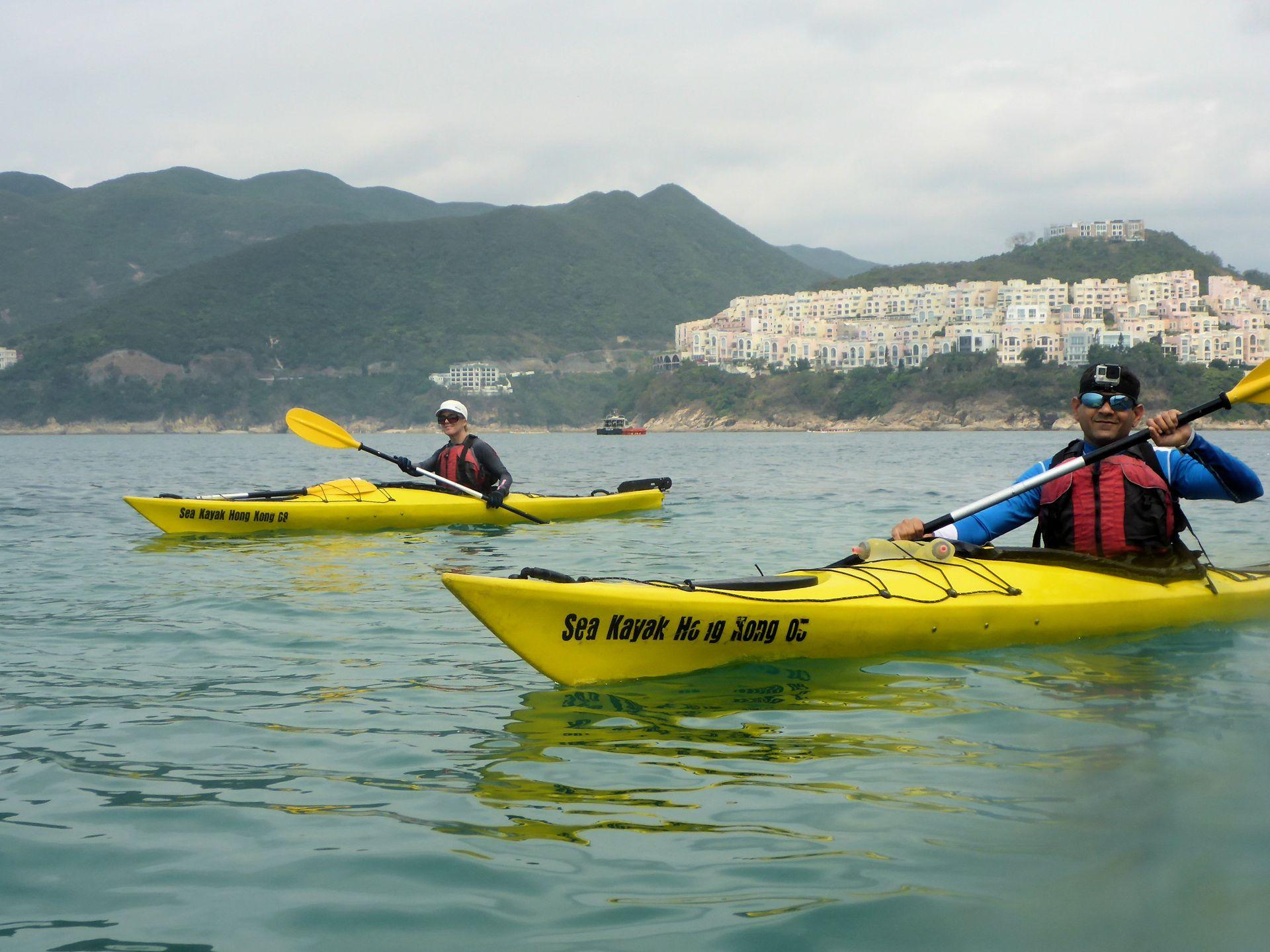 Sea Kayak Hong Kong 2018 Apr 14 Shek O_08