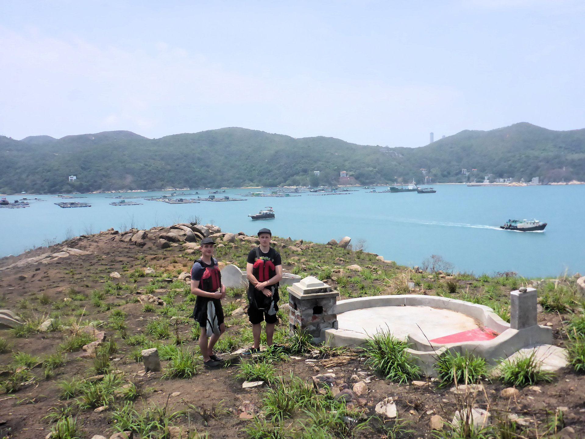 Sea Kayak Hong Kong 2018 Apr 19 Nth Lamma_14