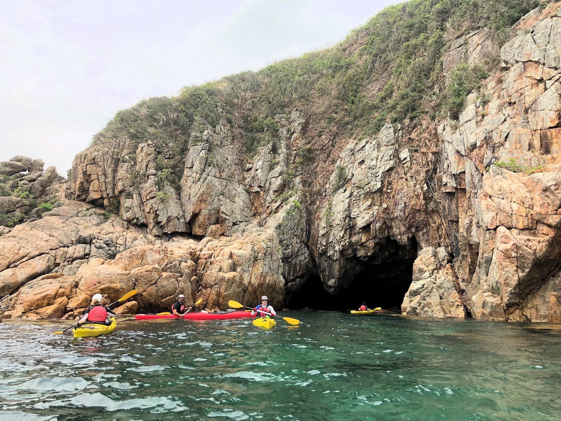 Sea Kayak Hong Kong 2018 Apr 28 Sai Kung_12
