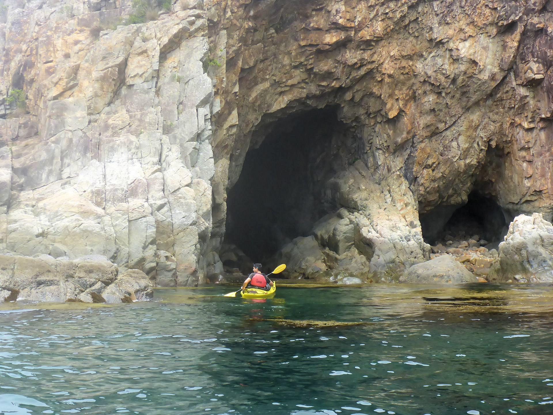 Sea Kayak Hong Kong 2018 Apr 28 Sai Kung_22