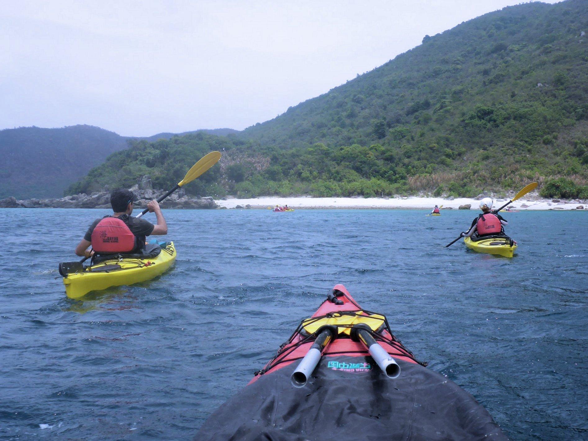 Sea Kayak Hong Kong 2018 Apr 28 Sai Kung_31