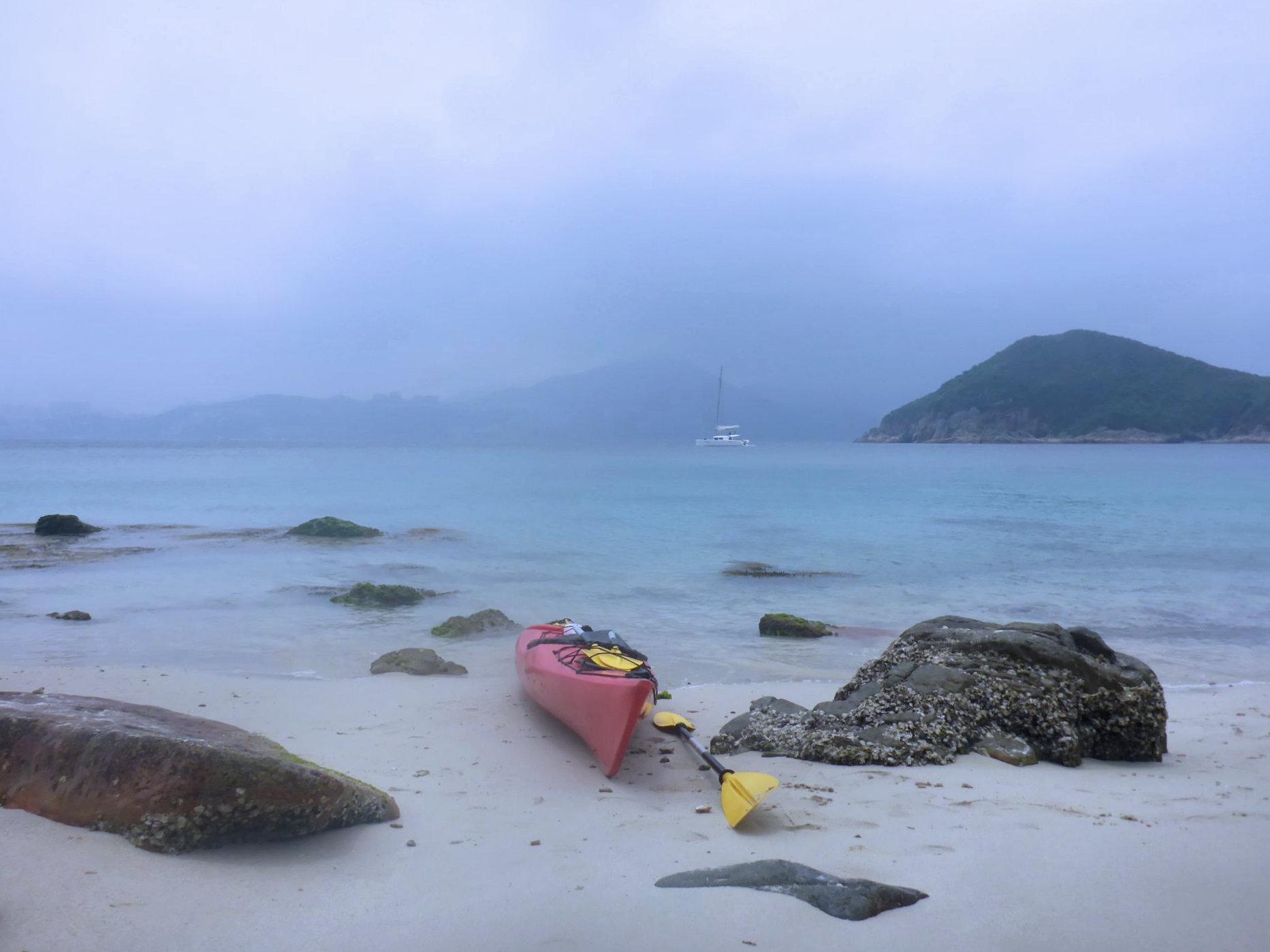 Sea Kayak Hong Kong 2018 Apr 28 Sai Kung_33