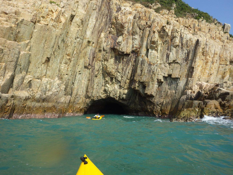 Sea Kayak Hong Kong UNESCO Geopark tour_08