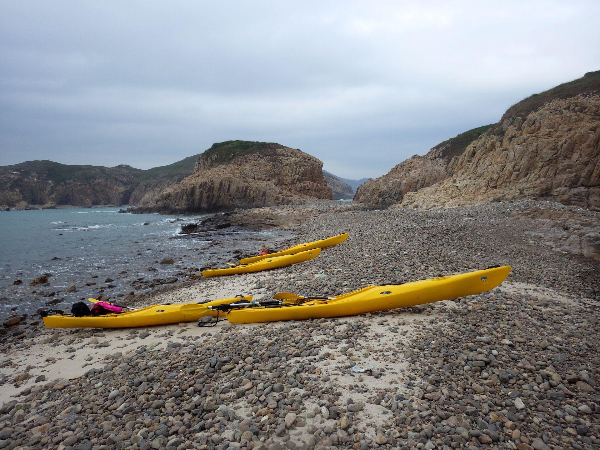 Sea Kayak Hong Kong UNESCO Geopark tour_13