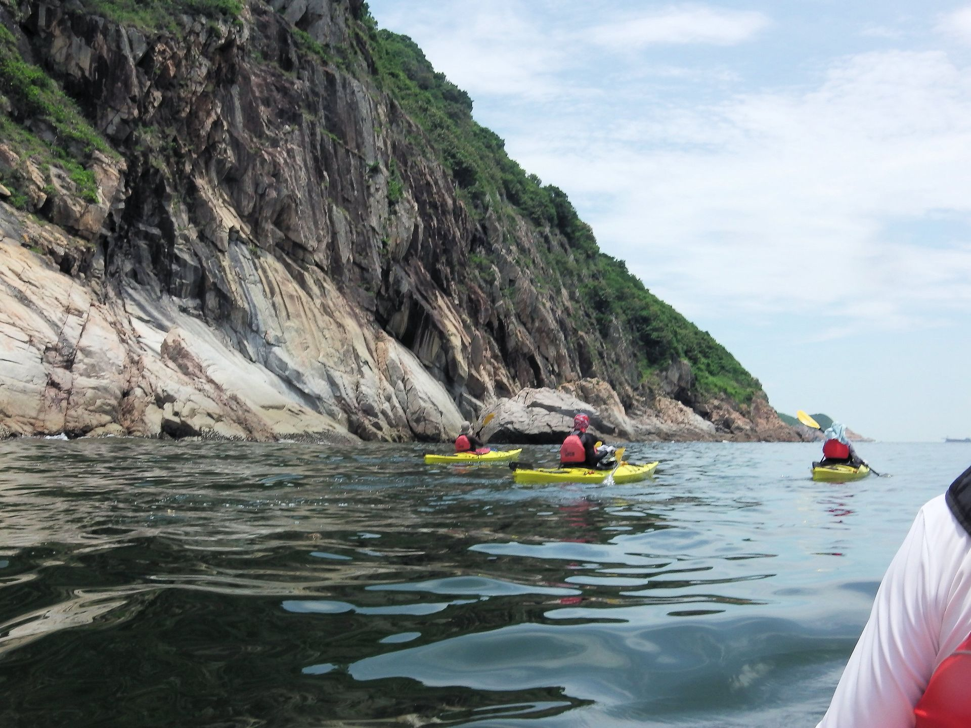 Sea Kayak Hong Kong 2018 Aug 5 Po Toi_09