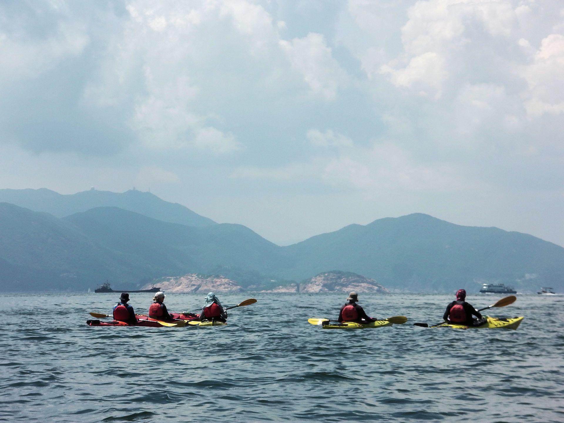 Sea Kayak Hong Kong 2018 Aug 5 Po Toi_14