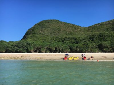 Sea Kayak Hong Kong 2018 Jul 28 UNESCO Geopark_111