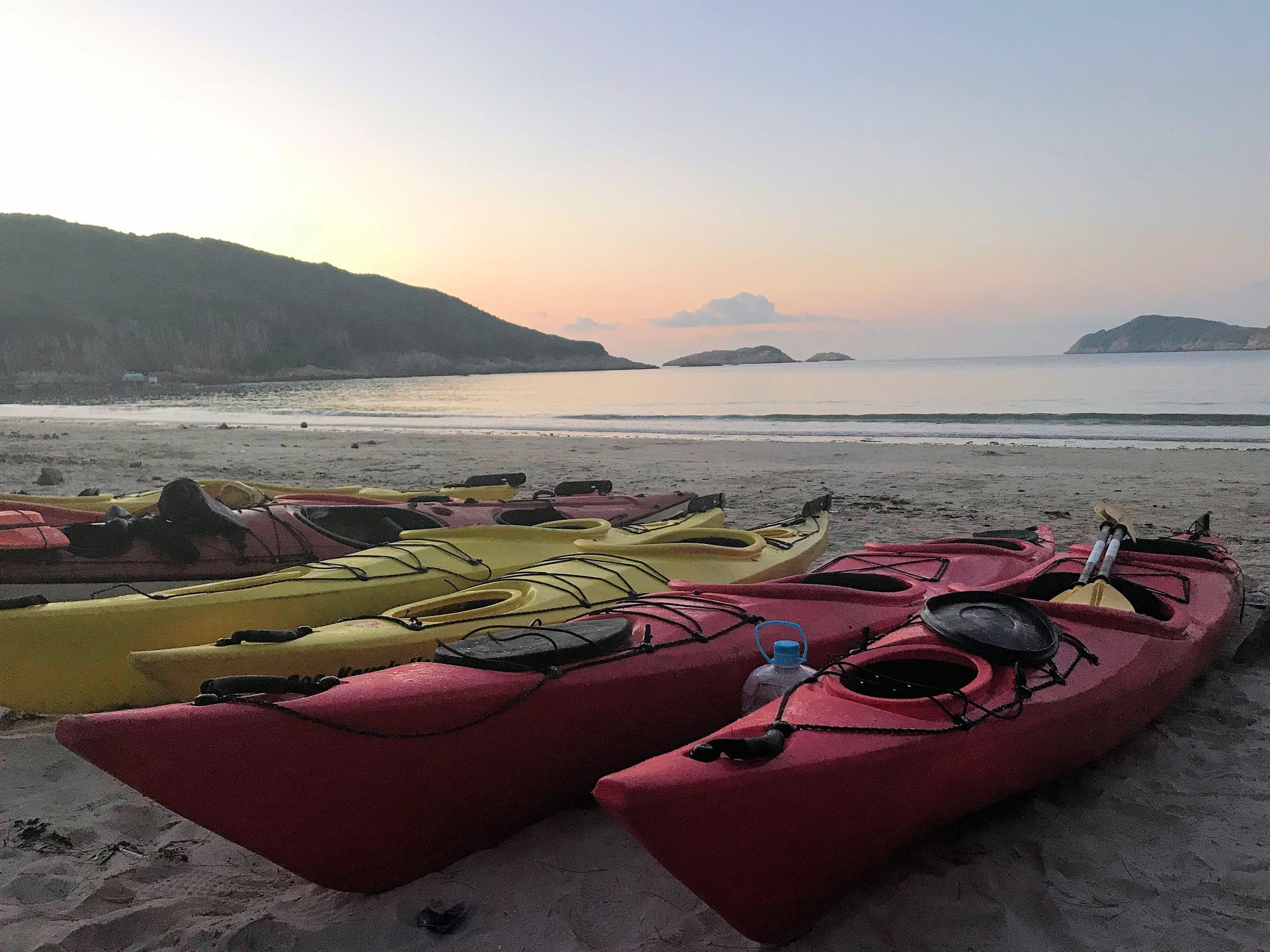 Sea Kayak Hong Kong 2018 Jul 28 UNESCO Geopark_12