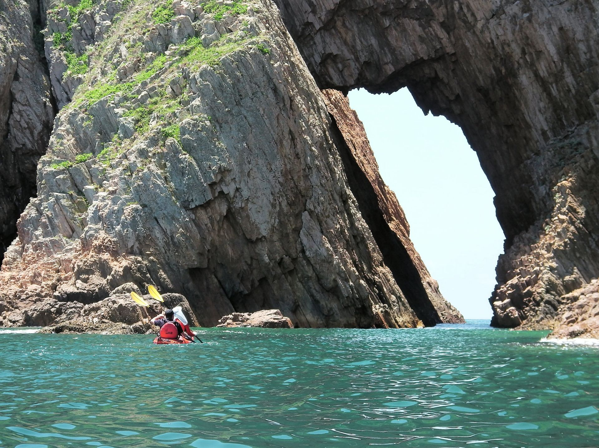 Sea Kayak Hong Kong 2018 Jul 28 UNESCO Geopark_54