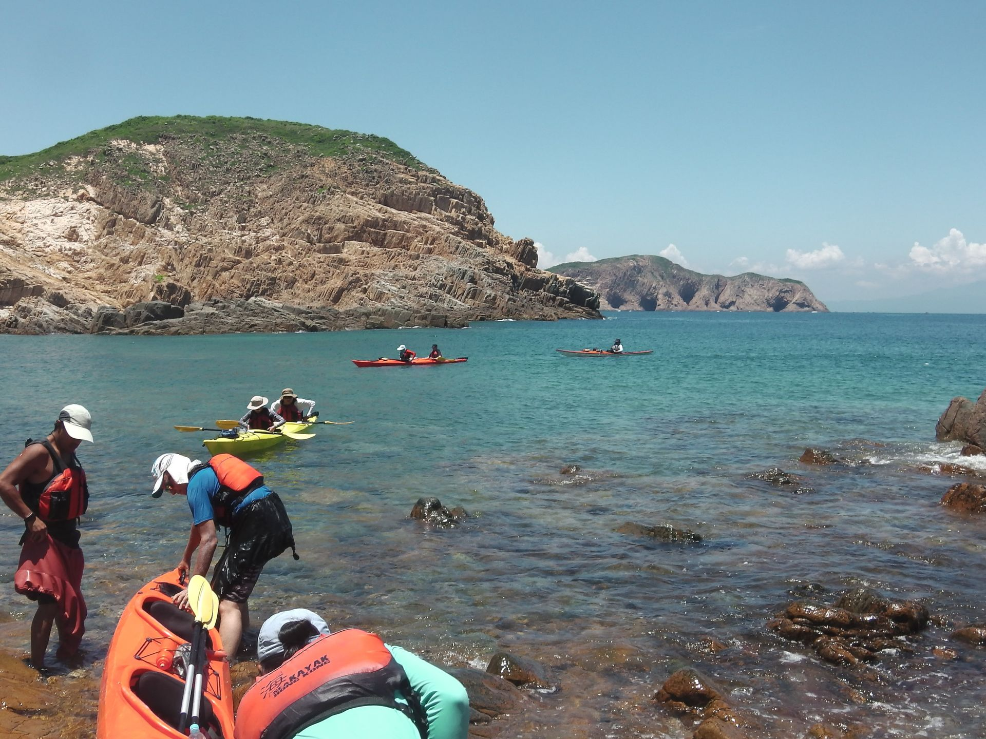 Sea Kayak Hong Kong 2018 Jul 28 UNESCO Geopark_66