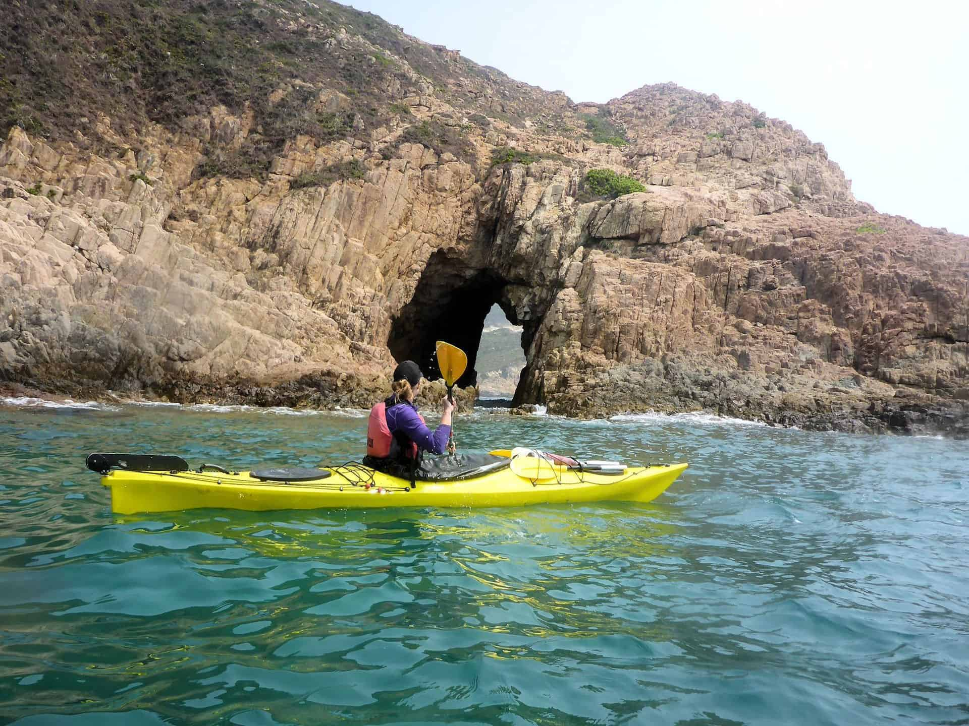 Sea Kayak Hong Kong 2018 Mar 31 Sai Kung 2 day_41