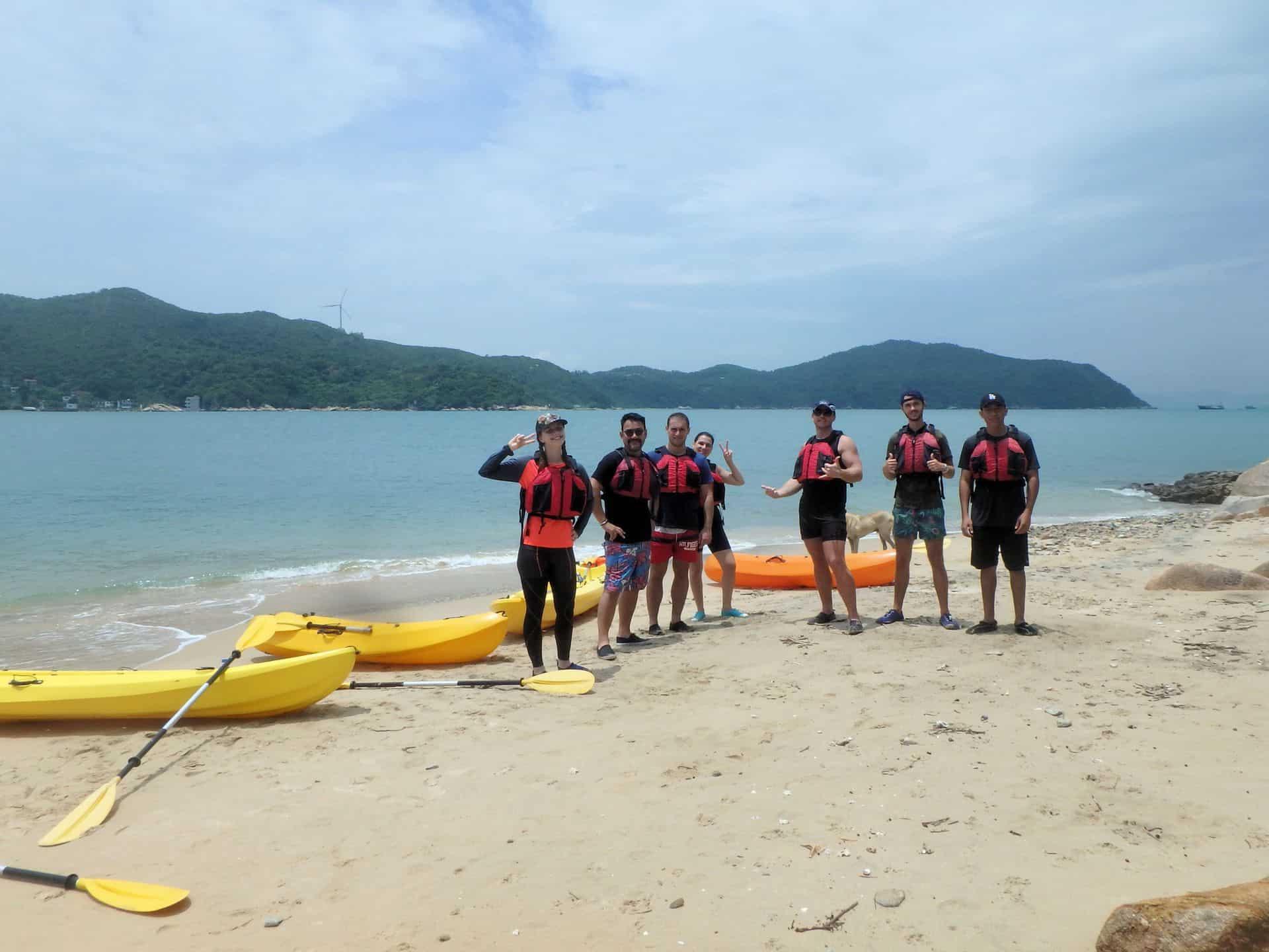Dog Island - island beach