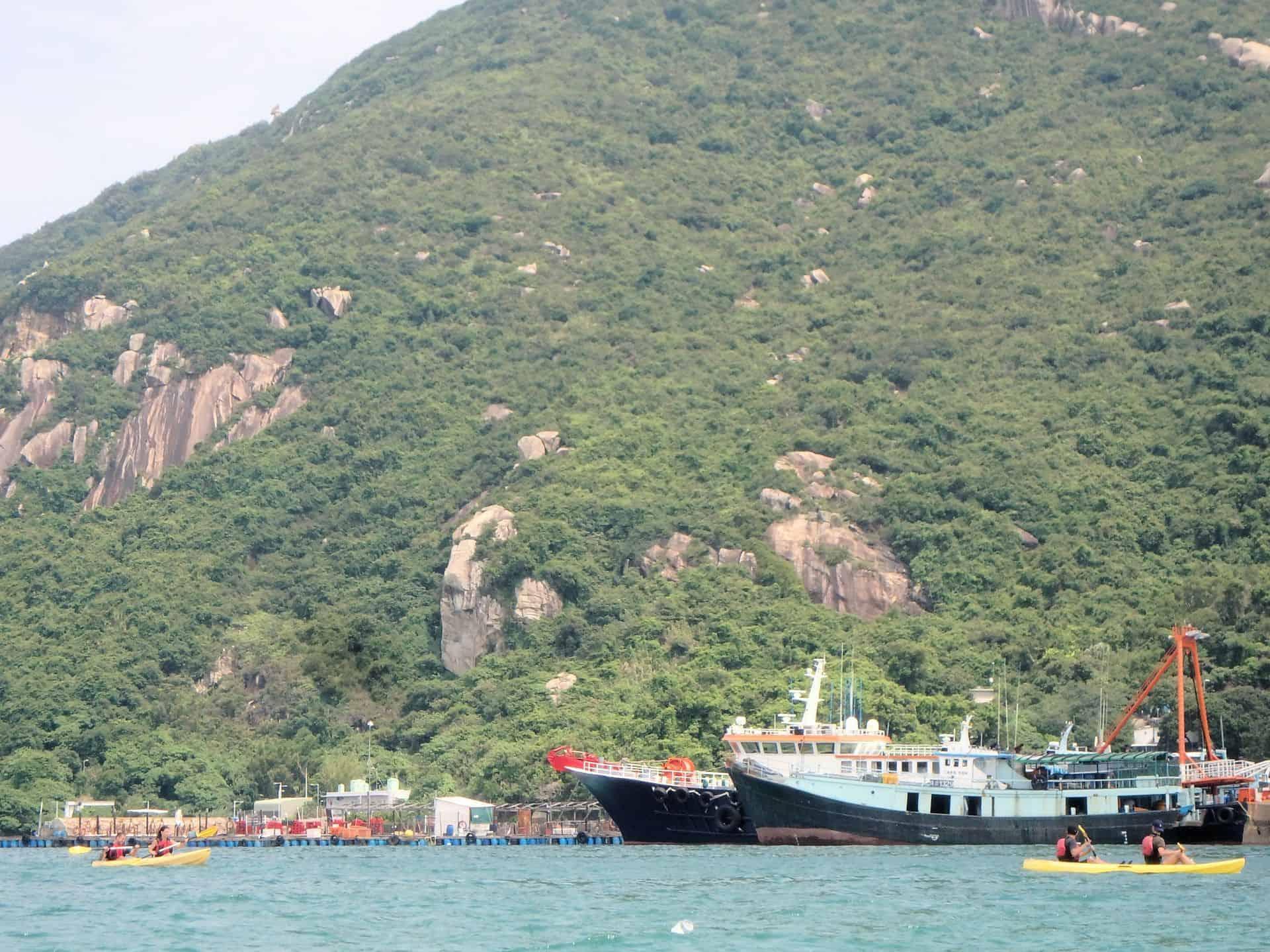 Dog Island - Sok kwu Wan