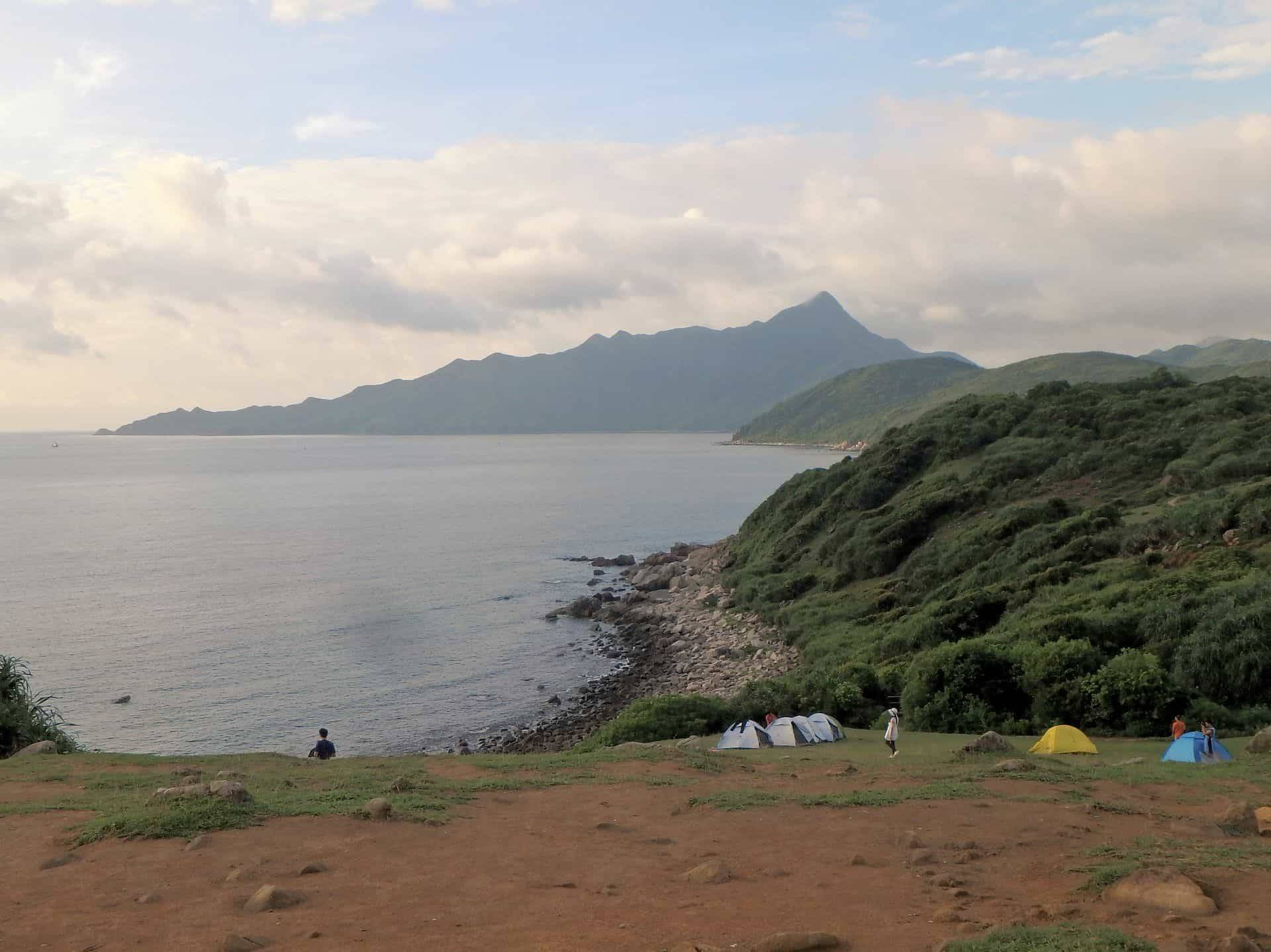 Grass Island - UNESCO Geopark sea kayak trip
