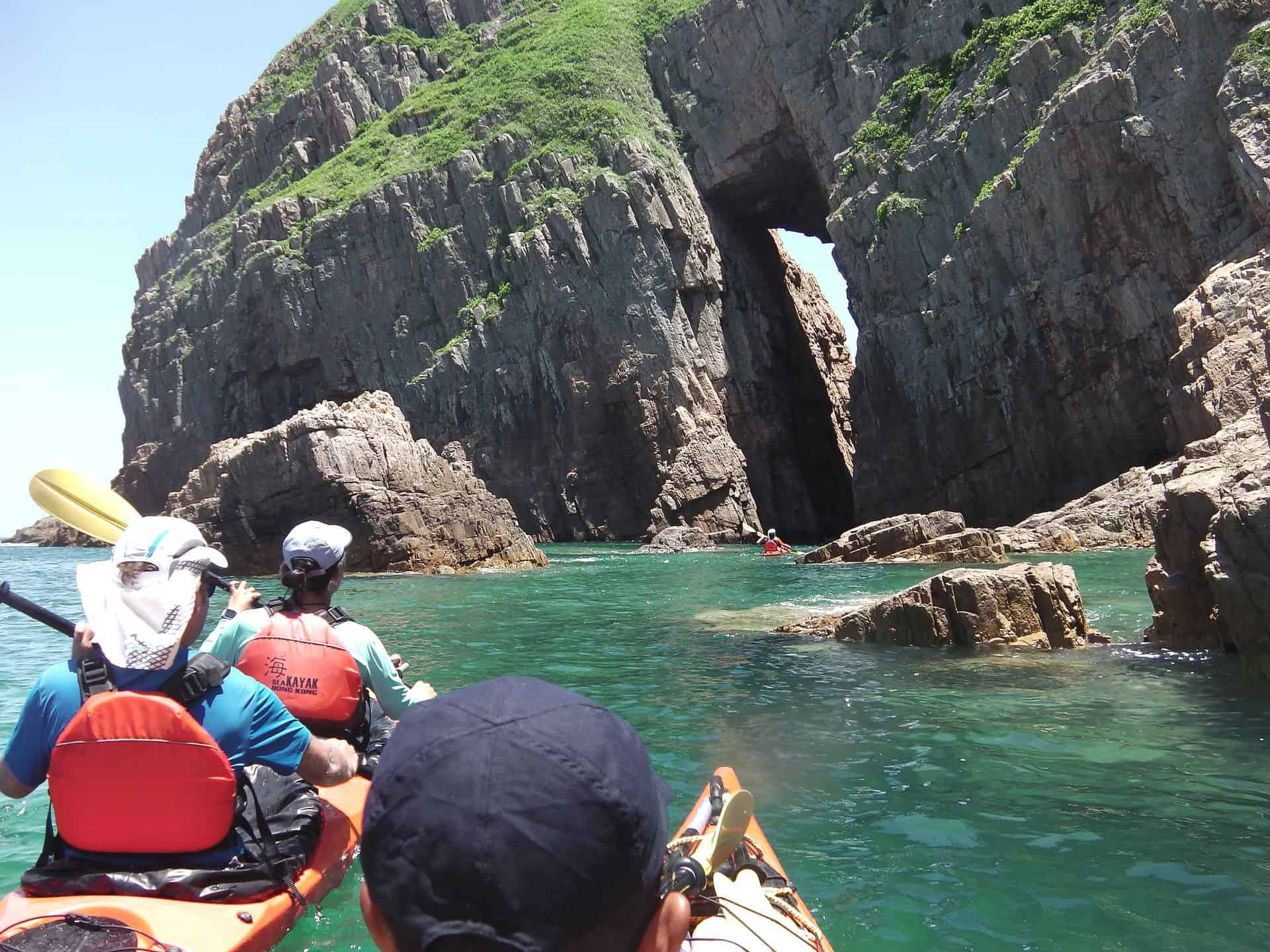 Sea Kayak Hong Kong 2018 Jul 28 UNESCO Geopark_71