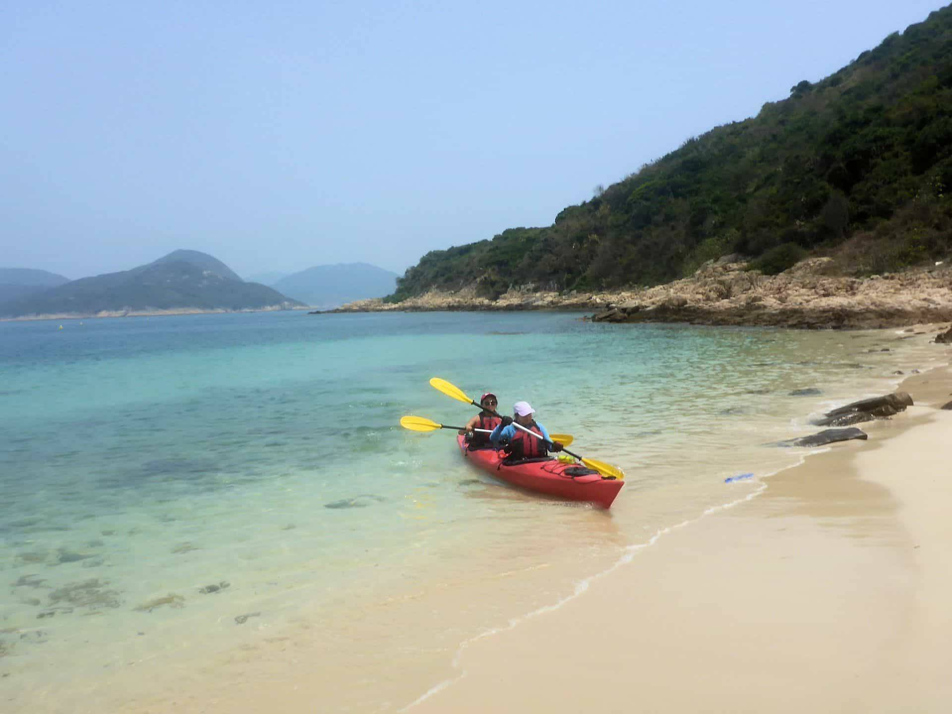 Sea Kayak Hong Kong 2018 Mar 31 Sai Kung 2 day_50