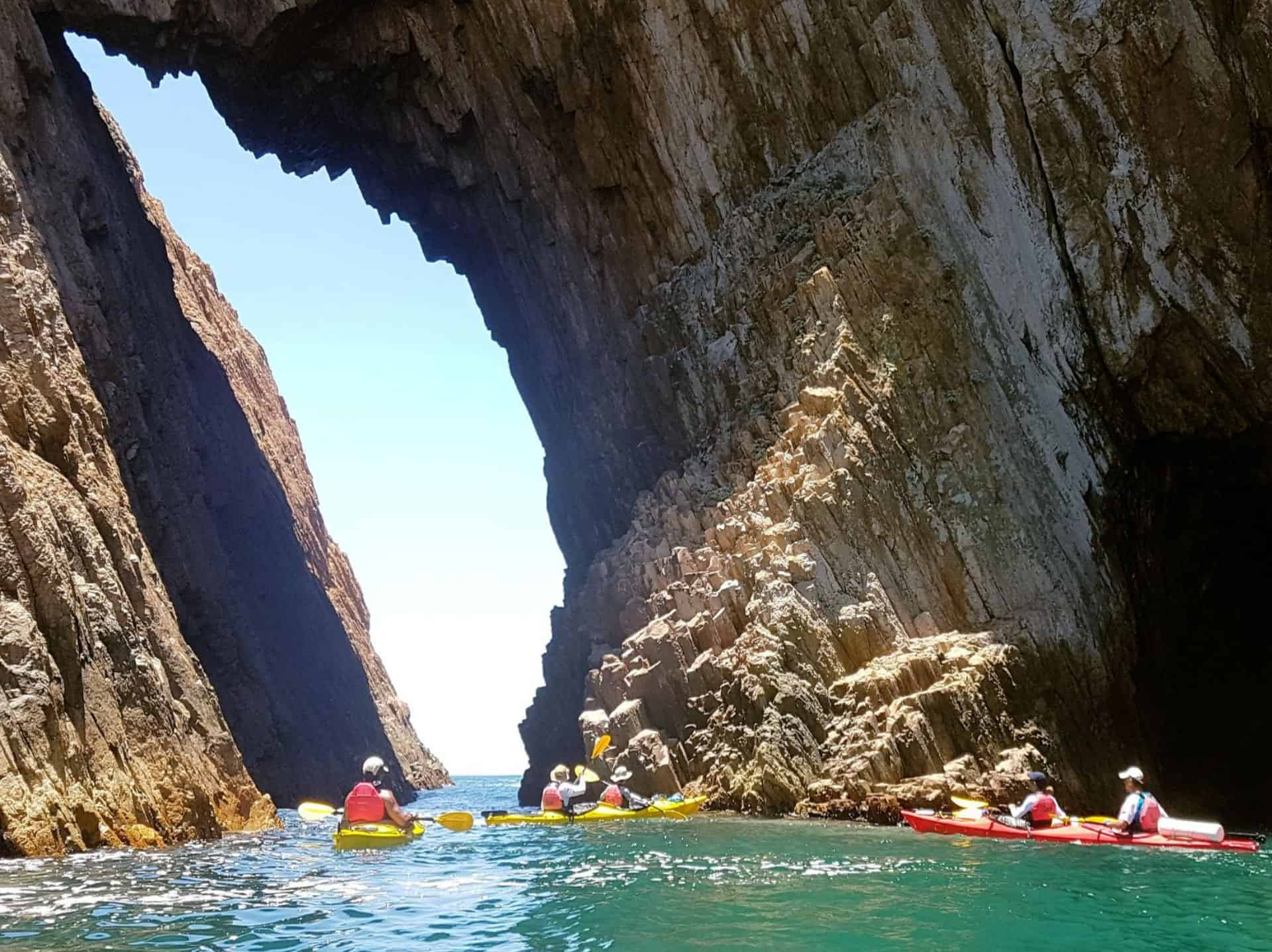 Sea Kayak Hong Kong UNESCO Geopark 13