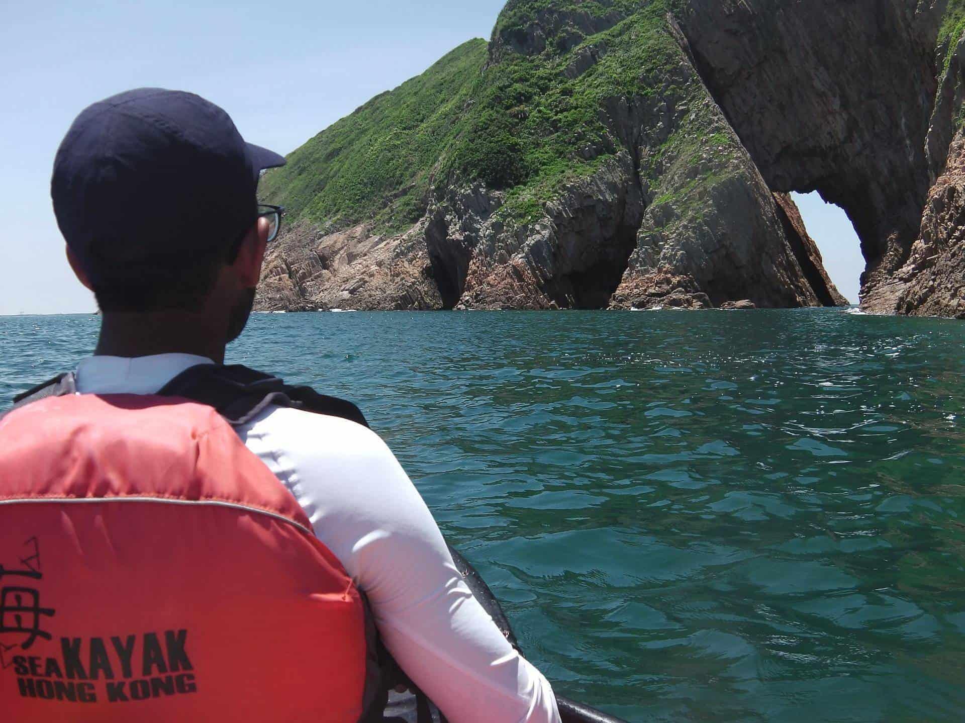 Sea Kayak Hong Kong UNESCO Geopark 21
