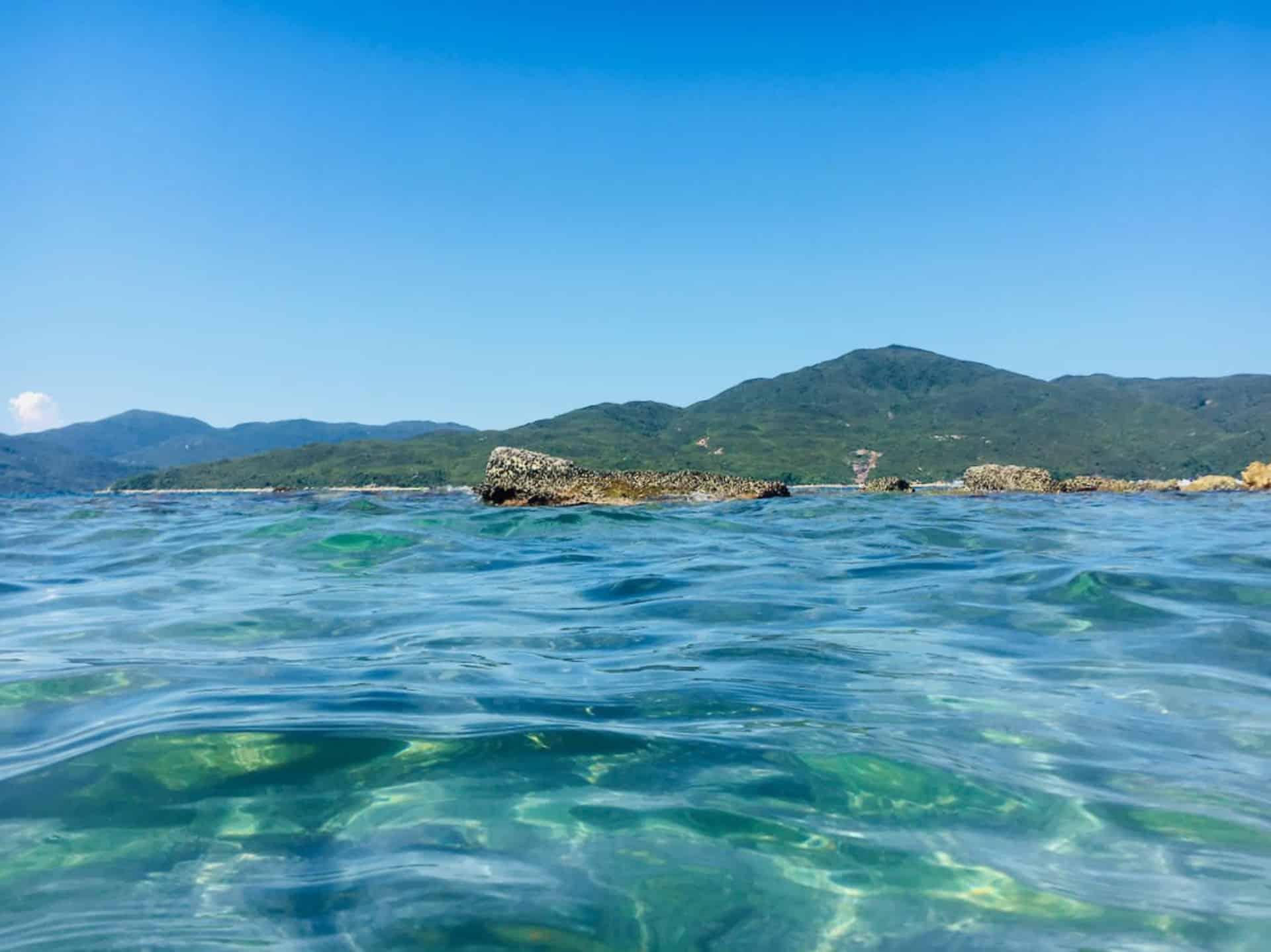 Sea Kayak Hong Kong UNESCO Geopark 25