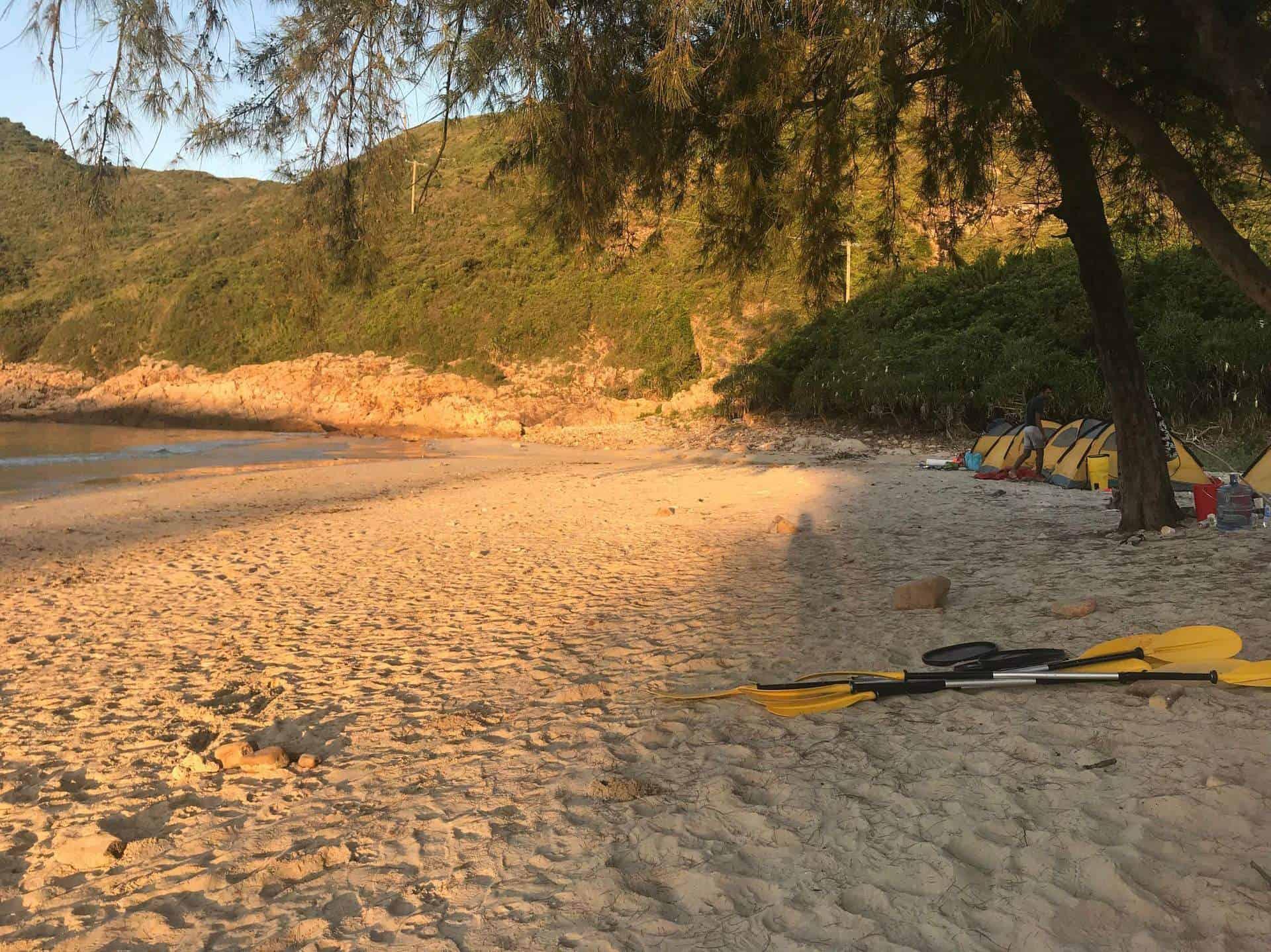 Sea Kayak Hong Kong UNESCO Geopark 9