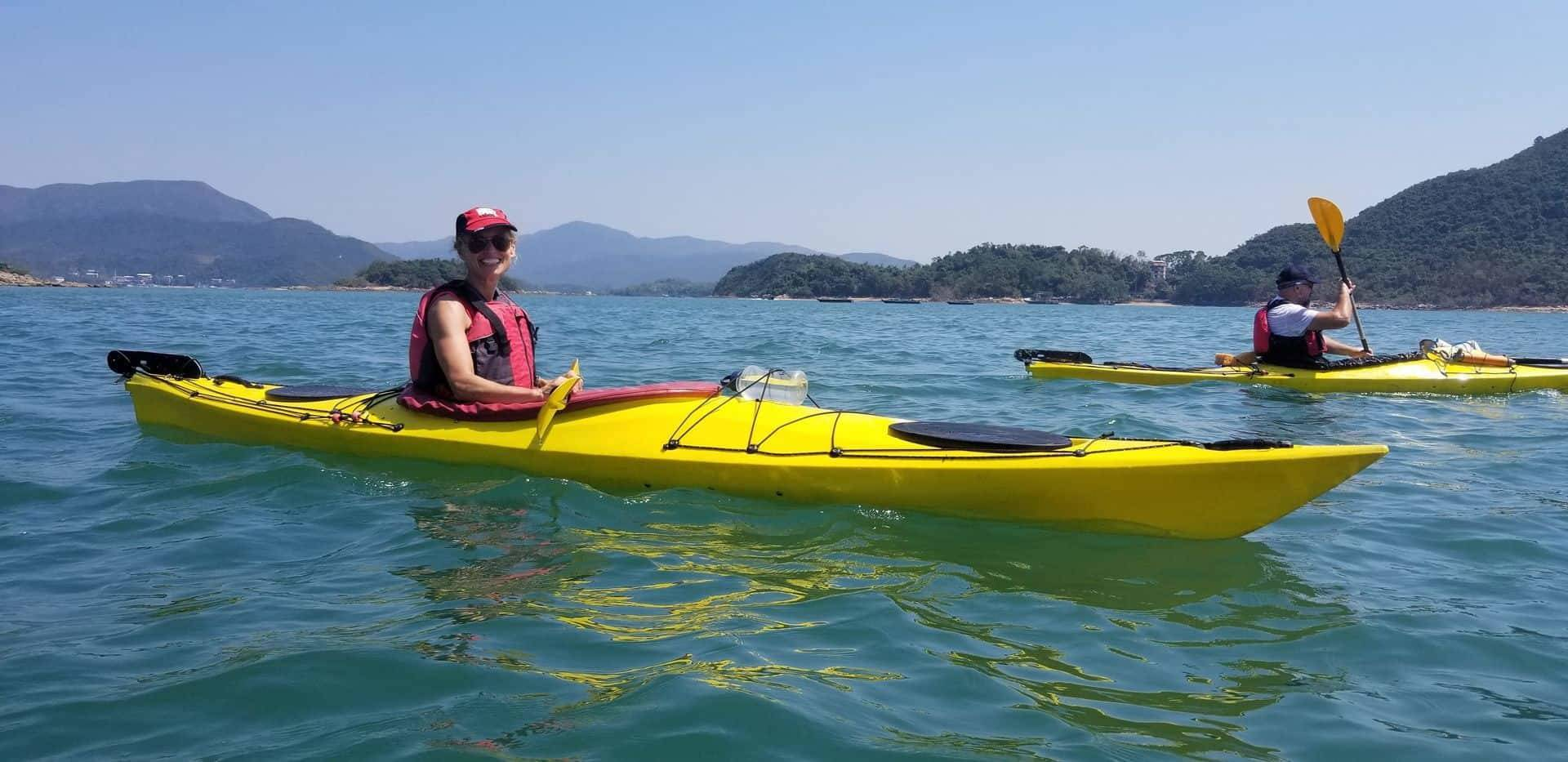 Sea Kayak Hong Kong Oct 06 2018 Unesco 1 day_16