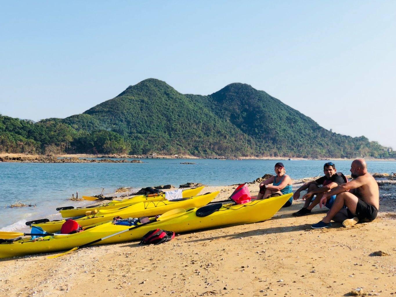 Sea Kayak Hong Kong Oct 06 2018 Unesco 1 day_26