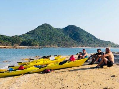 Sea Kayak Hong Kong Oct 06 2018 Unesco 1 day_26