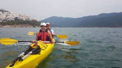 Sea Kayak Hong Kong oCT 01 2018 Tai Tam Tour_04