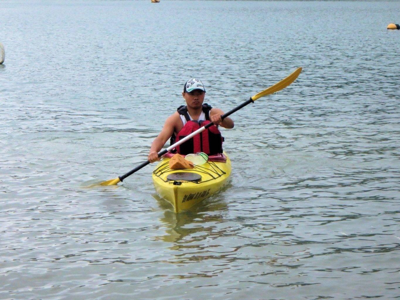Tai am Bay sea kayaking Hong Kong