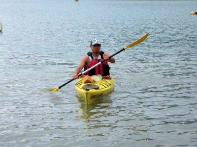 Tai am Bay sea kayaking Hong Kong