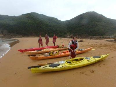Sea Kayak Hong Kong Double Haven 3 day expedition