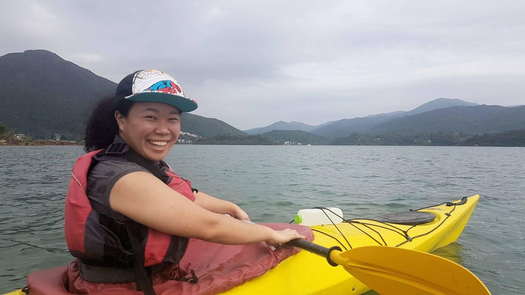 Sea Kayak Hong Kong Dec 06 Sai Kung_02