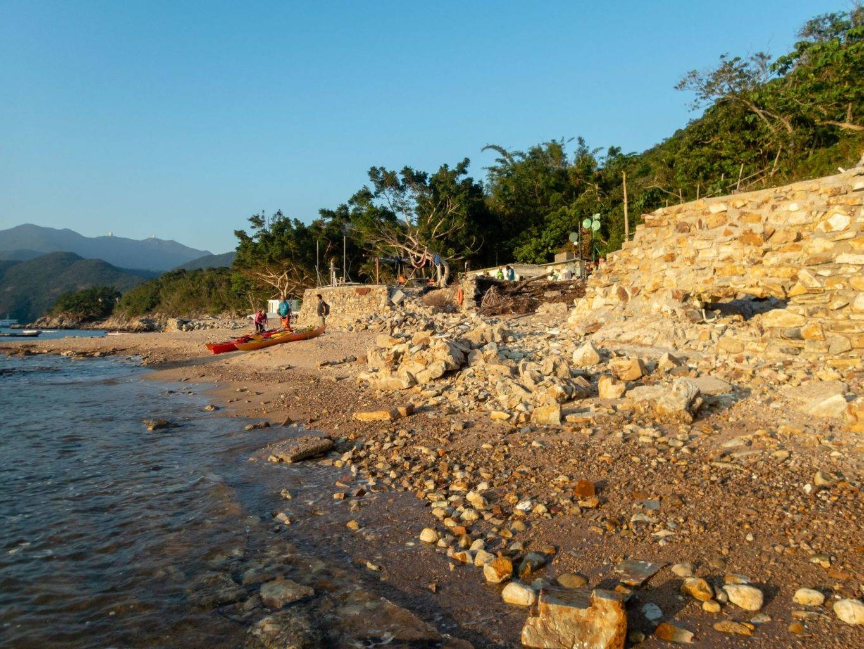 Sea Kayak Hong Kong Dec 15 Tai Tam CSR_51