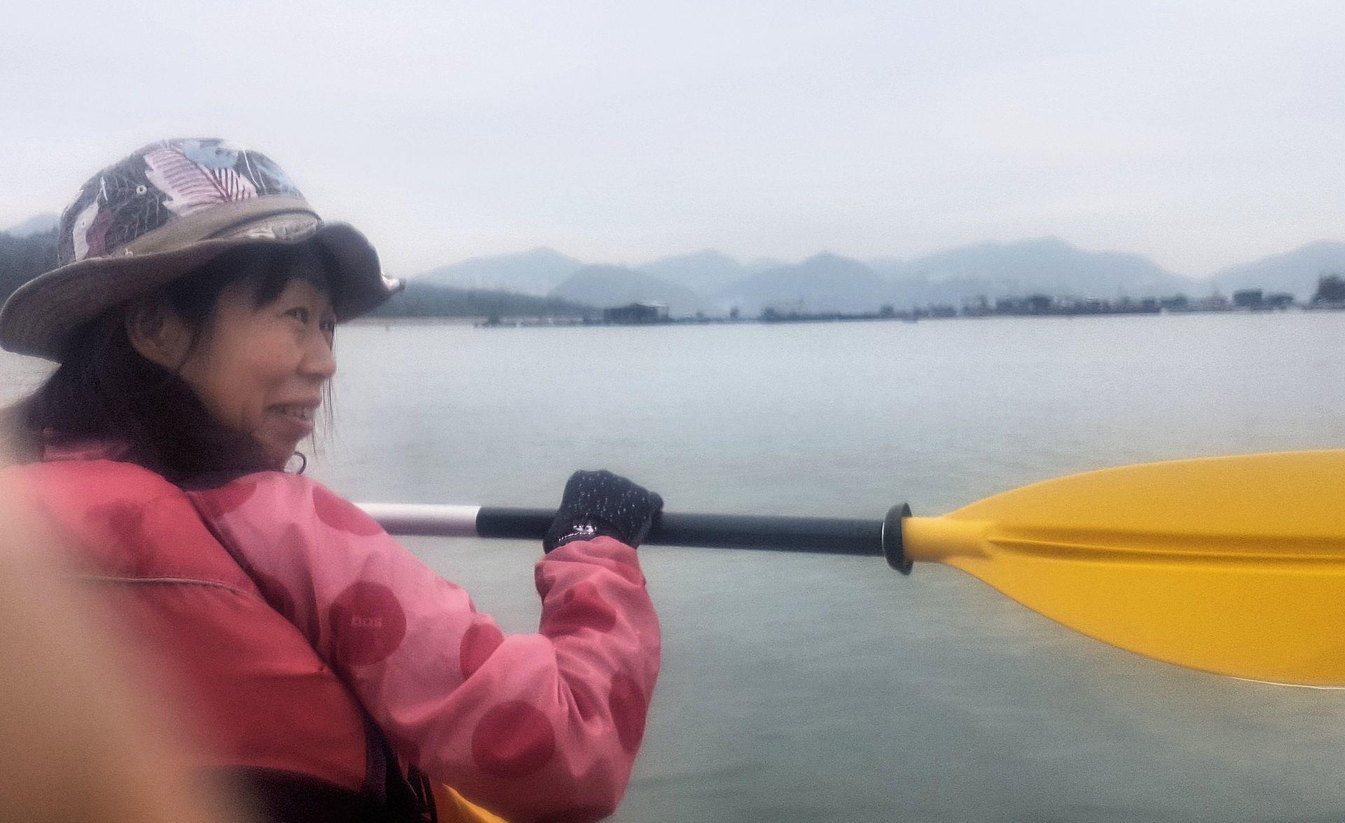 02 Jan 2019 Dog Island Sea Kayak Hong Kong