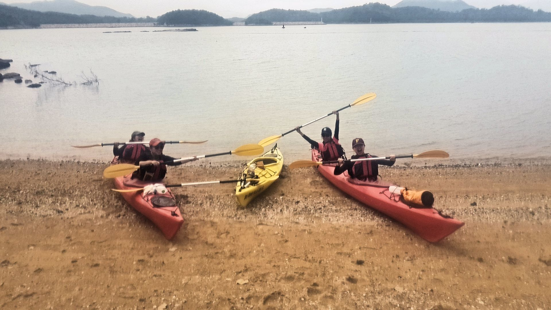 10 Jan 2019 UNESCO Geopark Sea Kayak Hong Kong