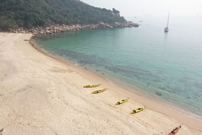 12 Jan 2019 Sth Lamma island Sea Kayak Hong Kong