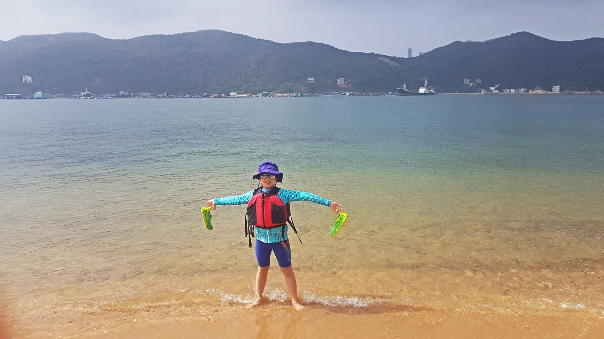 06 Feb 2019 Sea Kayak Hong Kong Dog Island 11