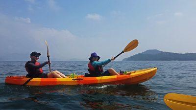 06 Feb 2019 Sea Kayak Hong Kong Dog Island 19