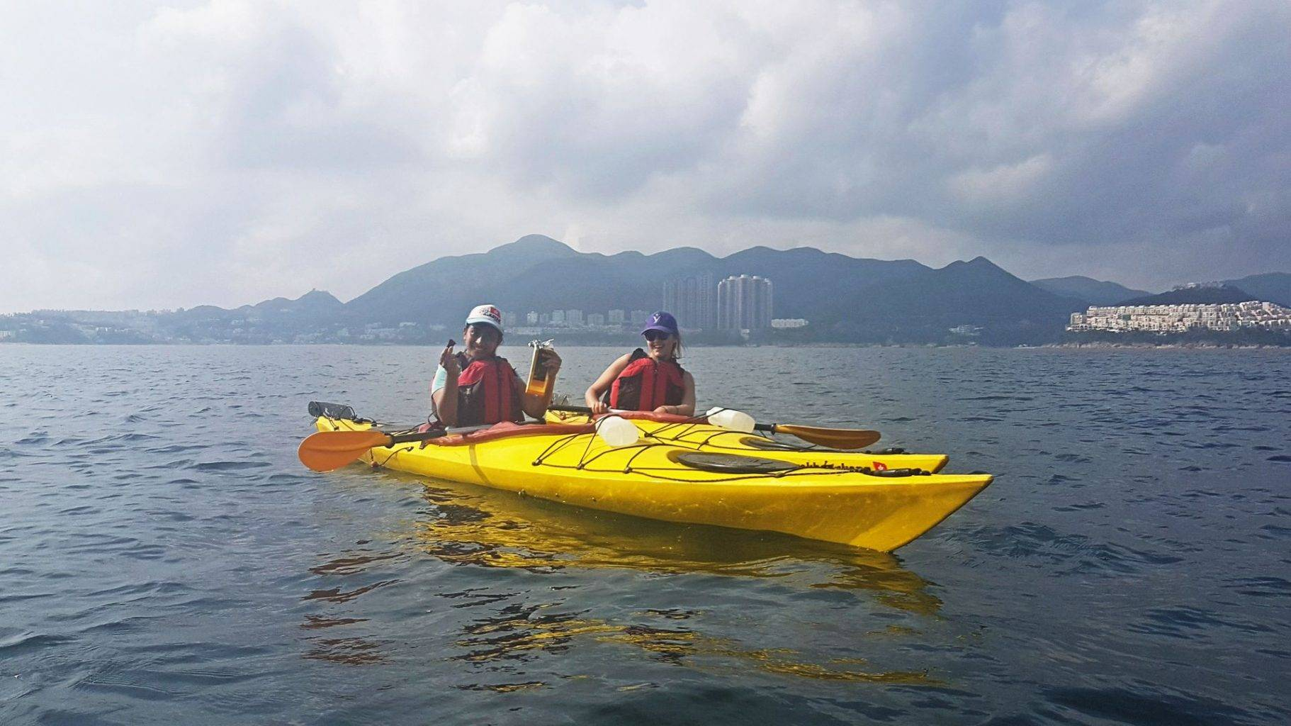 07 Feb 2019 Sea Kayak Hong Kong Sth Lamma Island_17