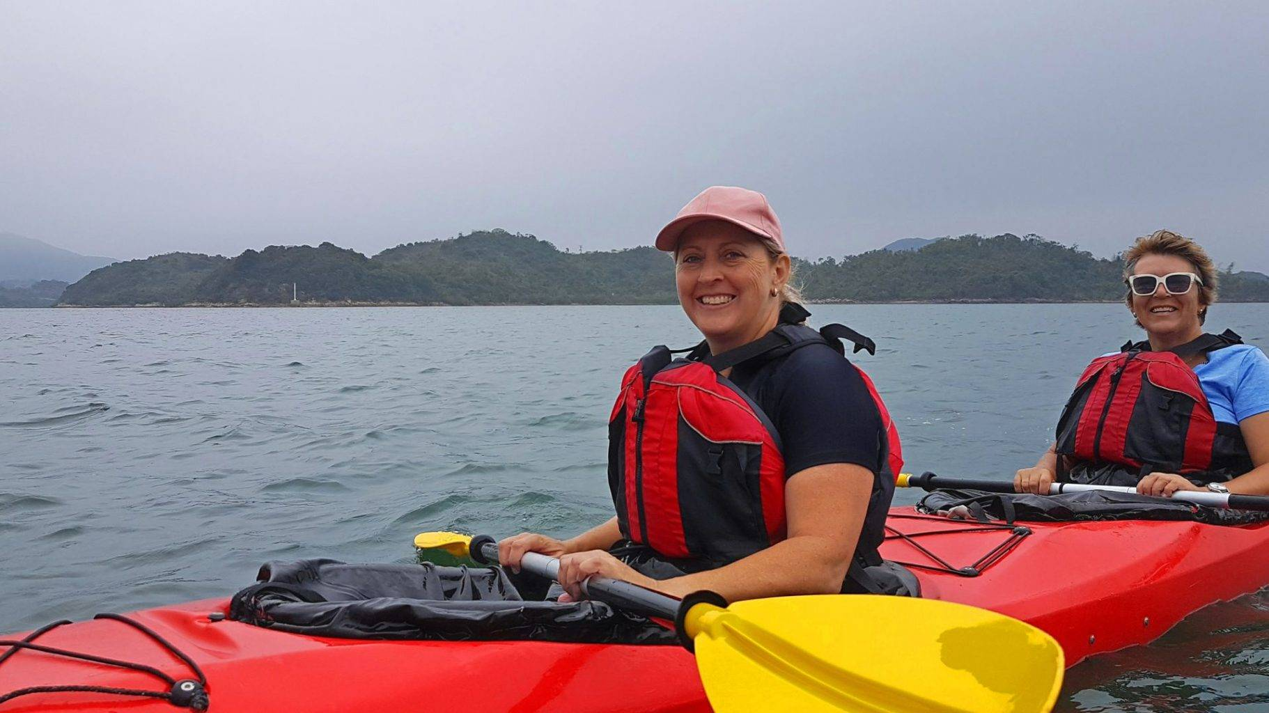 09 Feb 2019 Sea Kayak Hong Kong UNESCO 1 day 03