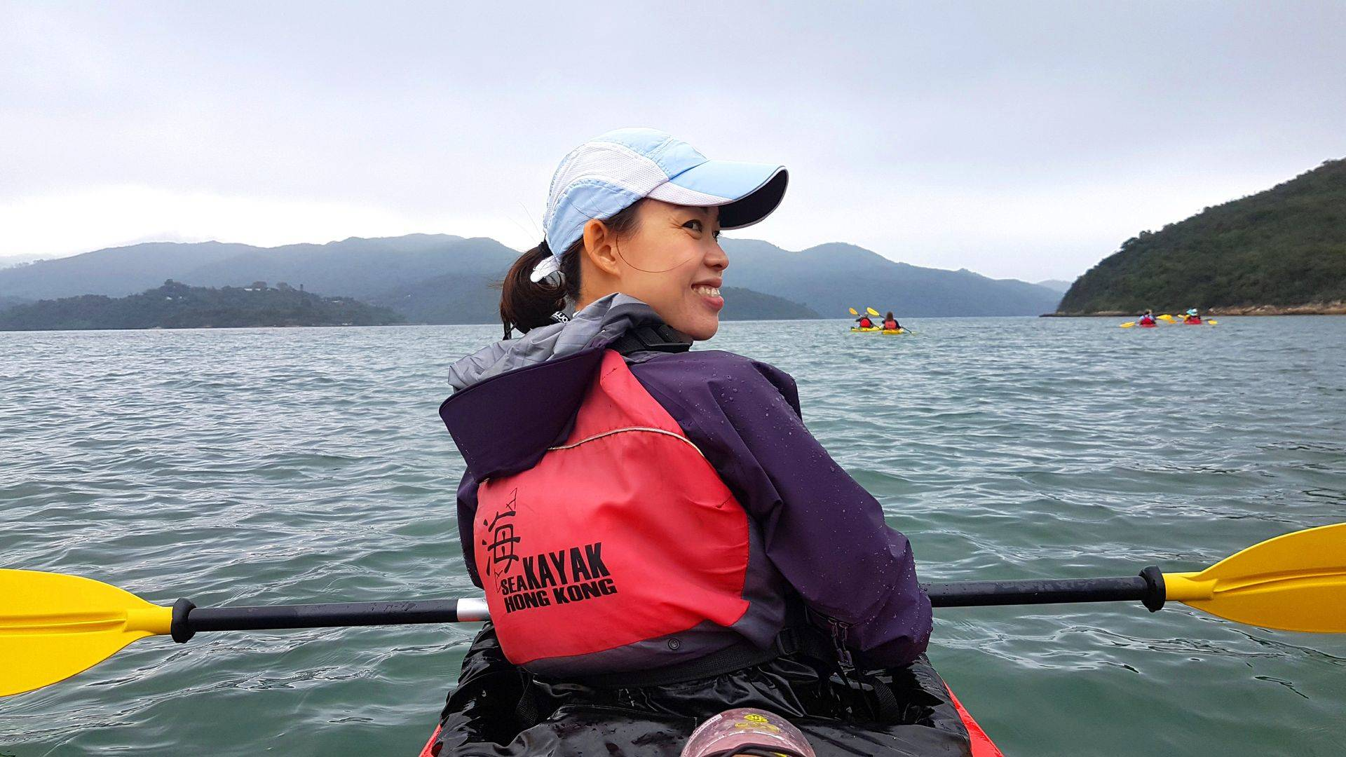 09 Feb 2019 Sea Kayak Hong Kong UNESCO 1 day 08