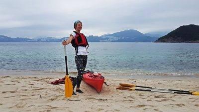 15 Feb 2019 Sea Kayak Hong Kong Sai Kung Geopark 15