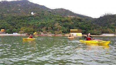 17 Feb 2019 Sea Kayak Hong Kong Kayak Course 02